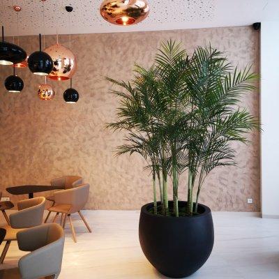 Květinová dekorace - Hotel Passage