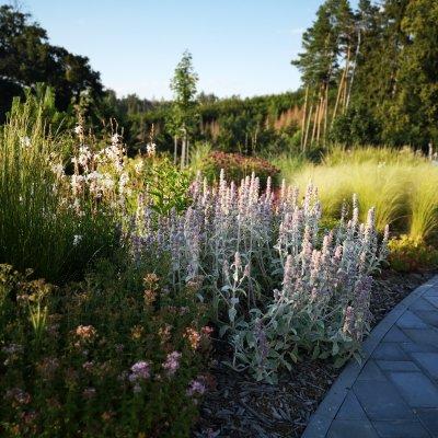 Realizace zahrady Češkovice