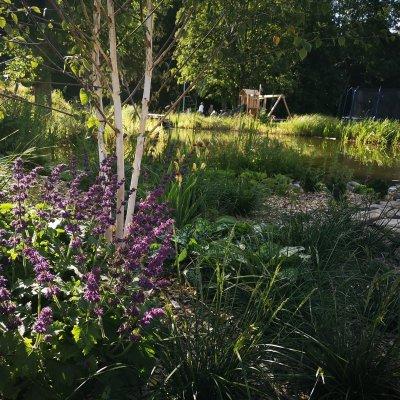 Realizace zahrady Penzion Stará vápenka