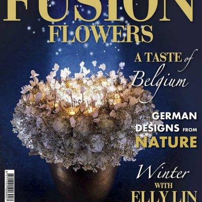 časopis Fusion Flowers